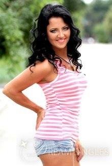 Beautiful Russian Woman Elena from Sumy