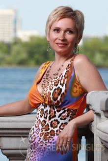 Beautiful Russian Woman Nadezhda from Kiev