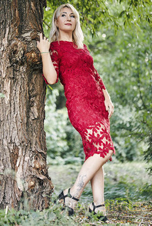 Beautiful Russian Woman Alla from Poltava