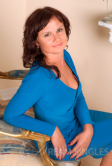 Beautiful Russian Woman Nadezhda from Saint Petersburg
