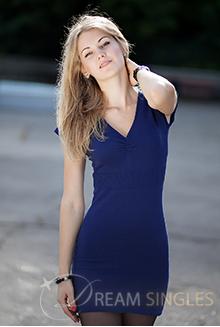Beautiful Russian Woman Anastasia from Kiev