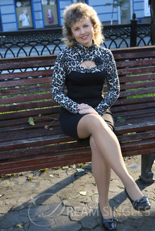 Beautiful Russian Woman Nina from Zhytomir