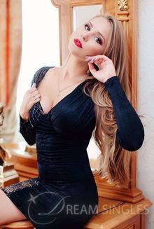 Beautiful Russian Woman Olga from Zorya