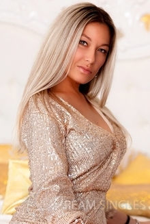 Beautiful Russian Woman Anna from Zaporozhye