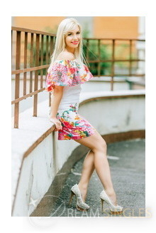 Beautiful Russian Woman Elena from Poltava