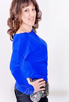 Beautiful Russian Woman Natalia from Mariupol
