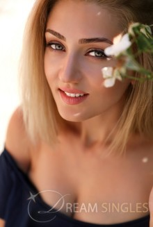 Beautiful Russian Woman Marina from Odessa