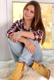 Beautiful Russian Woman Vitalia from Kiev