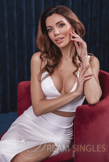 Beautiful Russian Woman Christina from Kiev