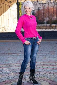 Beautiful Russian Woman Ludmila from Khmelnitsky