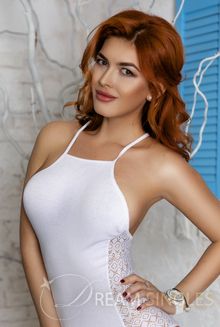 Beautiful Russian Woman Yarmila from Kiev