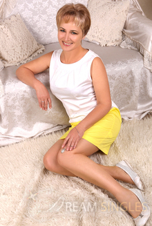 Beautiful Russian Woman Irina from Kiev
