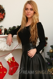 Beautiful Russian Woman Radmila from Kiev