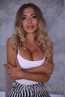 Beautiful Russian Woman Karina from Zaporozhe