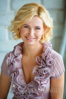 Beautiful Russian Woman Elena from Dnepr