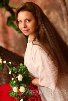 Beautiful Russian Woman Diana from Khmelnitskiy