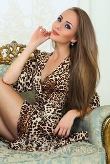 Beautiful Russian Woman Diana from Kiev