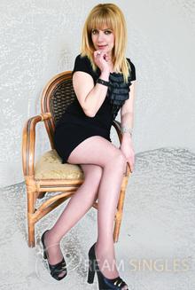Beautiful Russian Woman Ludmila from Yerevan