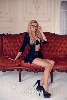 Beautiful Russian Woman Christina from Donetsk