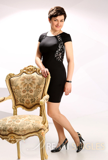 Beautiful Russian Woman Valentina from Kiev