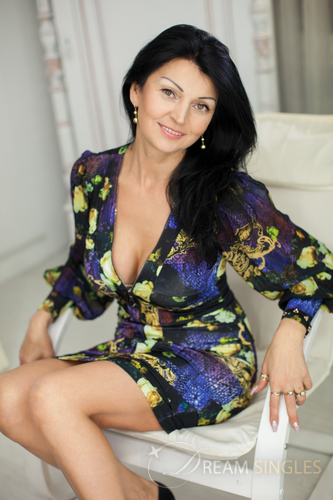 Beautiful Russian Woman Elena from Yuzhniy
