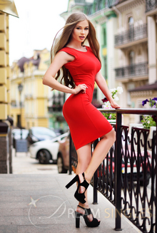 Beautiful Russian Woman Tatiana from Ivano-Frankovsk