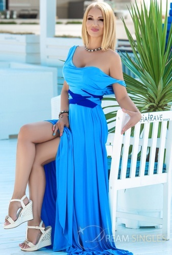 Beautiful Russian Woman Diana from Odessa