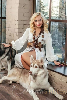 Beautiful Russian Woman Svetlana from Kiev