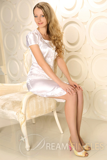 Beautiful Russian Woman Alina from Kiev