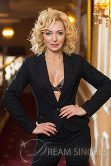 Beautiful Russian Woman Natalia from Zaporozhye