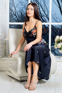 Beautiful Russian Woman Olga from Kiev