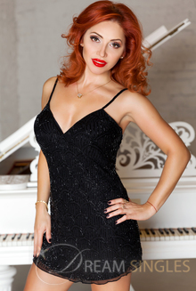 Beautiful Russian Woman Oksana from Kiev