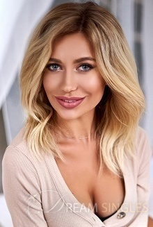 Beautiful Russian Woman Victoria from Kiev