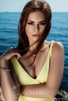 Beautiful Woman Lilia from Odessa