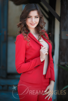 Beautiful Russian Woman Maria from Dnepropetrovsk