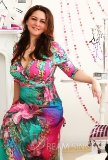 Beautiful Russian Woman Elena from Chernovtsy