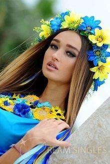 Beautiful Russian Woman Natalia from Kharkov