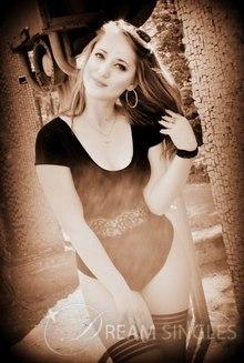 Beautiful Russian Woman Olga from Kiev