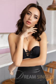 Beautiful Woman Victoria from Kiev