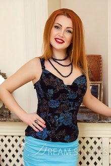 Beautiful Russian Woman Elena from Odessa