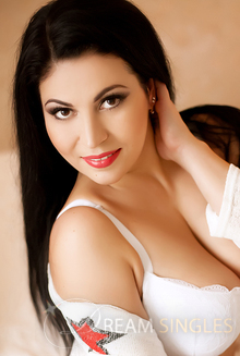 Beautiful Russian Woman Alla from Kiev