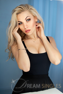 Beautiful Russian Woman Aleksandra from Kharkov