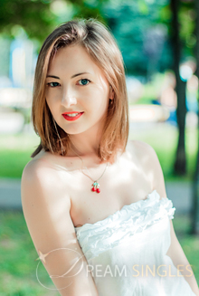 Beautiful Russian Woman Tatiana from Kiev