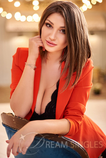 Beautiful Russian Woman Ilona from Kiev