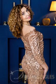 Beautiful Russian Woman Nadezhda from Poltava