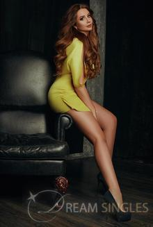 Beautiful Russian Woman Marina from Kiev