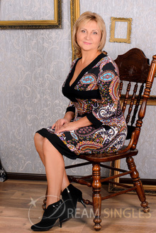 Beautiful Russian Woman Olga from Kharkov