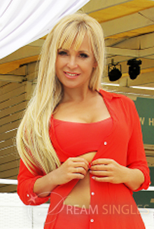 Beautiful Russian Woman Anna from Kiev