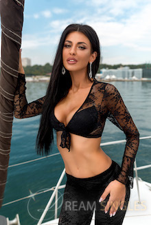 Beautiful Russian Woman Sabina from Odessa
