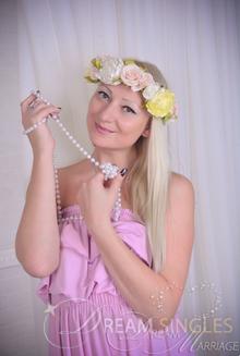 Beautiful Russian Woman Margarita from Zhytomir
